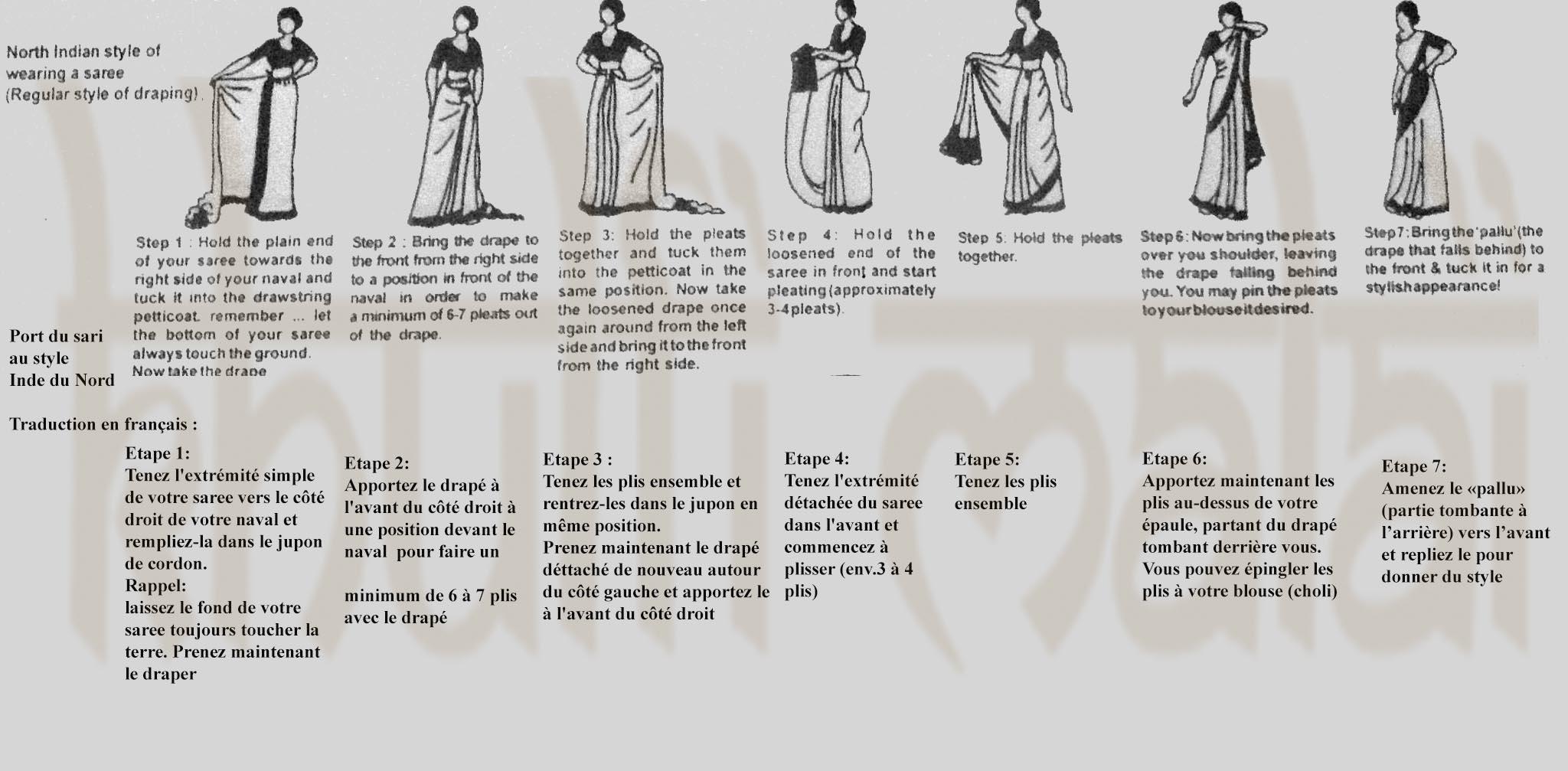 Le sari indien khulfi mala danse bollywood pariskhulfi mala danse bollywood paris - Comment mettre un lustre ...